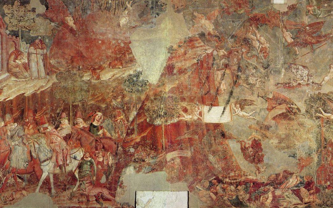 Nuova vita per il Trionfo della Morte di Pisa