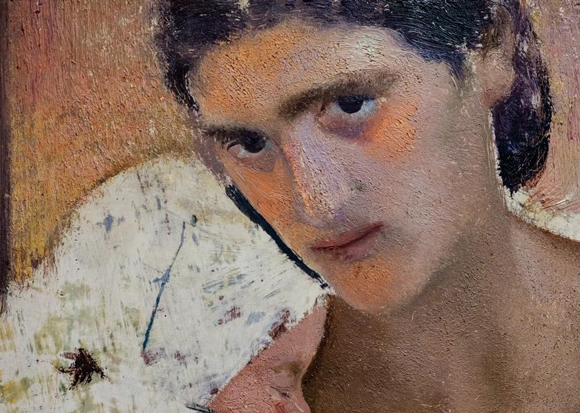 Le muse di Anticoli Corrado